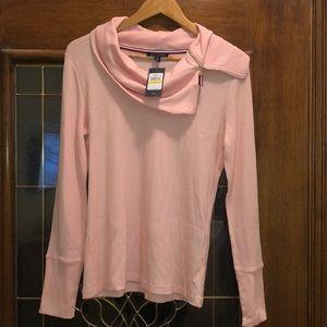 Tommy Hilfiger pink pullover